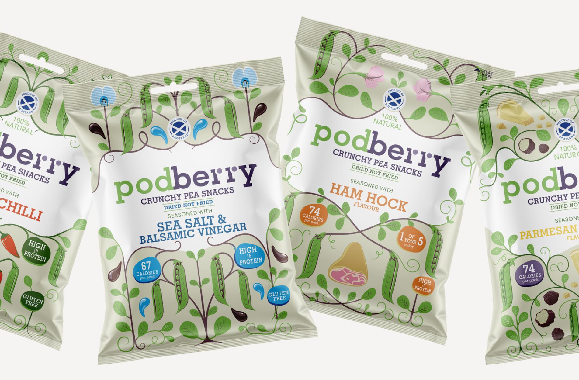 Podberry - Bruce Farms